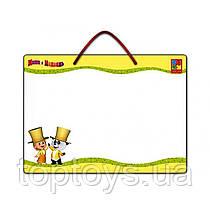 Планшет для магнітів Vladi Toys Маша і Ведмідь (VT3601-03)
