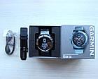 Смарт-годинник Garmin Fenix 5X Slate Gray Sapphire with Metal Band з металічним ремінцем, фото 7