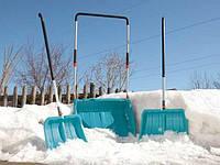 Снегоуборочные лопаты, скрепера, разбрасыватели  песка и соли надежные помощники  в борьбе с избытком снега