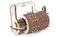 Механическая модель «Кодовый замок» Ukrainian Gears