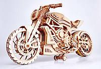 Деревянный 3D конструктор «Мотоцикл DMS» Wood Trick