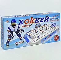 Настольный хоккей детский Play Smart 0704 на штангах