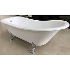 Ванна отдельно стоящая 1760х730х730мм акриловая