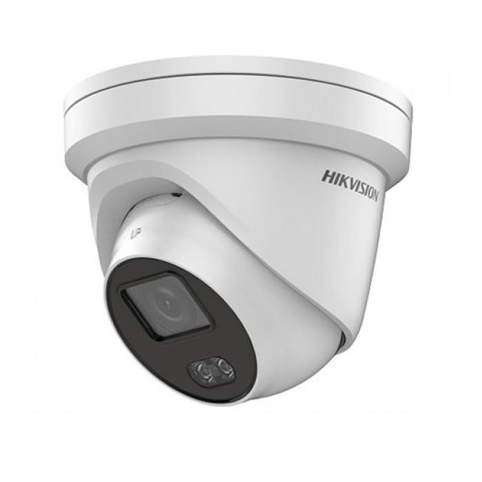 4 Мп купольная IP видеокамера Hikvision DS-2CD2347G1-L (4 mm)