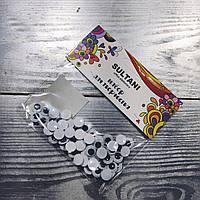 """Набор детского творчества """"Глаза"""" 60 шт, №ST-4321 на клейкой основе, товары для творчества"""