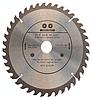 Пильний диск по дереву Inter - craft | 125*40Т*22