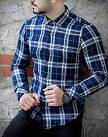 Утеплена чоловіча сорочка, фото 1