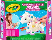 Набір для творчості з фломастерами Crayola Єдиноріг (93020)