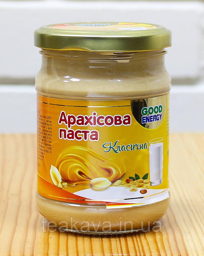 Арахисовая паста классическая Good Energy, 250 г