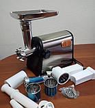 Мясорубка с терками и соковыжималкой для томатов Livstar LSU-1310 - 3000 Вт, фото 4