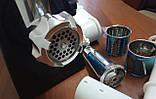 Мясорубка с терками и соковыжималкой для томатов Livstar LSU-1310 - 3000 Вт, фото 5