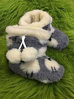 Чуни детские из овечьей шерсти, фото 1