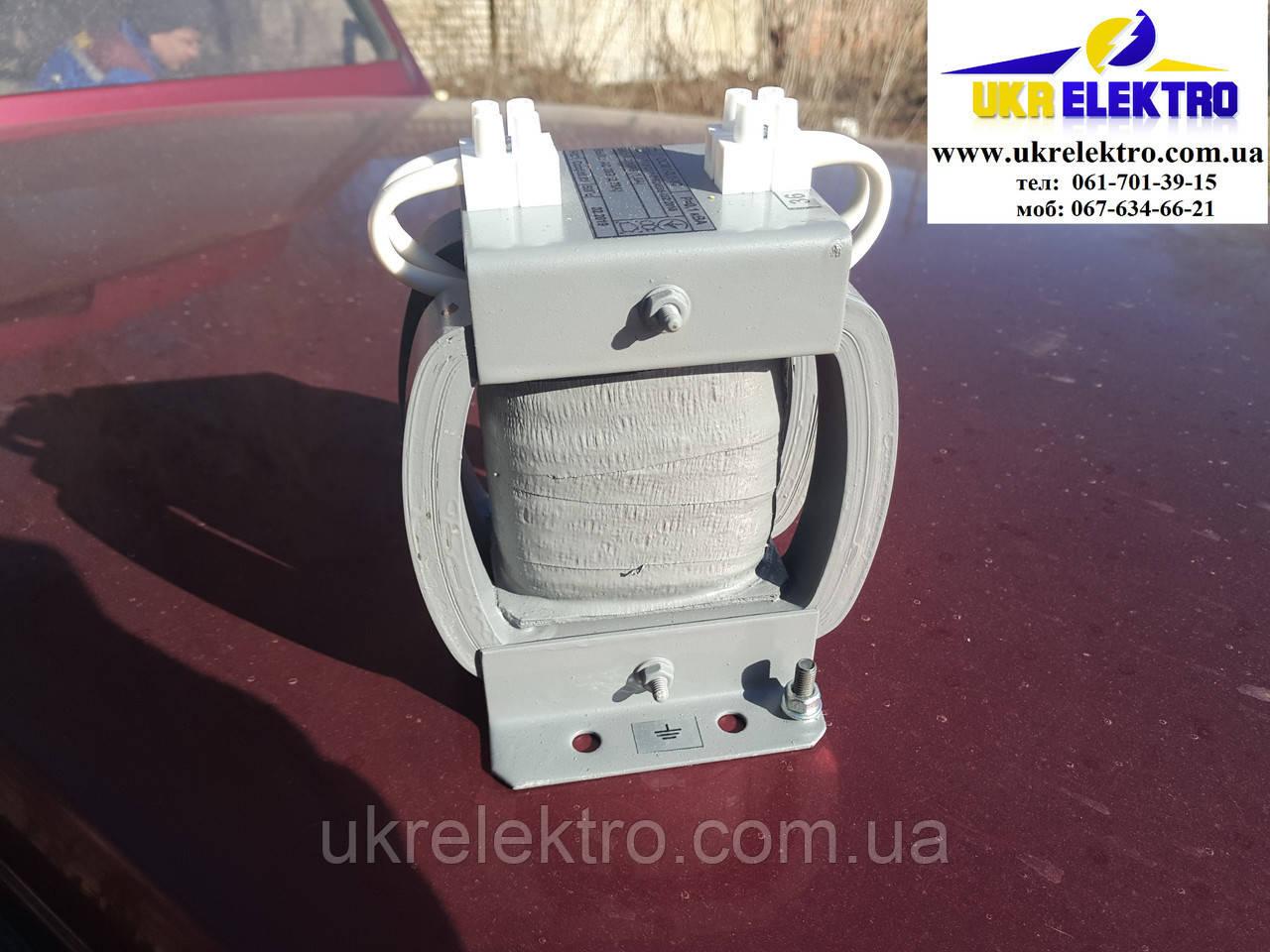 Трансформатор понижающий однофазный низковольтный  ОСМ-1 1.6