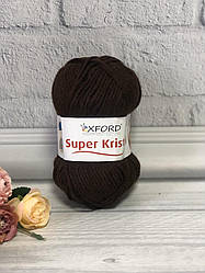 Oxford Super Kristal 010 чёрно-коричневый