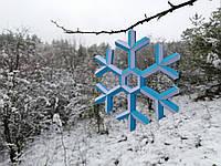 Декоративная снежинка DS 99, фото 1