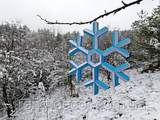 Декоративная снежинка DS 99