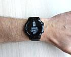 Смарт-годинник Garmin Fenix 5Black Sapphire with Black Band з чорним ремінцем, фото 6