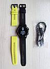 Смарт-годинник Garmin Fenix 5Black Sapphire with Black Band з чорним ремінцем, фото 9