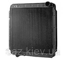 Радиатор КАМАЗ 5320 (технология Купро Брейз) водяного охлаждения (пр-во ШААЗ), 5320-1301010-40