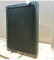 Радиатор КАМАЗ 6520 (3-х рядн.) водяного охлаждения (пр-во ШААЗ), 6520-1301010-01