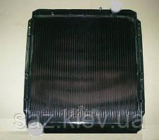 Радиатор КАМАЗ 54115 (4-х рядн.) водяного охлаждения с повыш.теплоотд. (пр-во ШААЗ), 54115-1301010