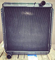 Радиатор КАМАЗ 54115 (4-х рядн.) водяного охлаждения с повыш.теплоотд. (пр-во г.Бишкек), 146.1301010-50