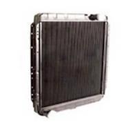 Радиатор КАМАЗ 54115 (3-х рядн.) водяного охлаждения с повыш.теплоотд. (пр-во г.Бишкек), 146.1301010