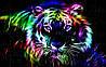 Магнитный пазл - Таинство тигра А5