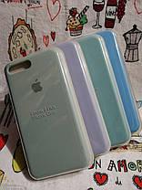 Силиконовый чехол для Айфон 7 Plus / 8 Plus  Silicon Case Iphone 7+/8+ в защищенном боксе - Color 11, фото 3
