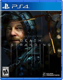 Игра для Playstation 4 Dead Stranding (RUS)