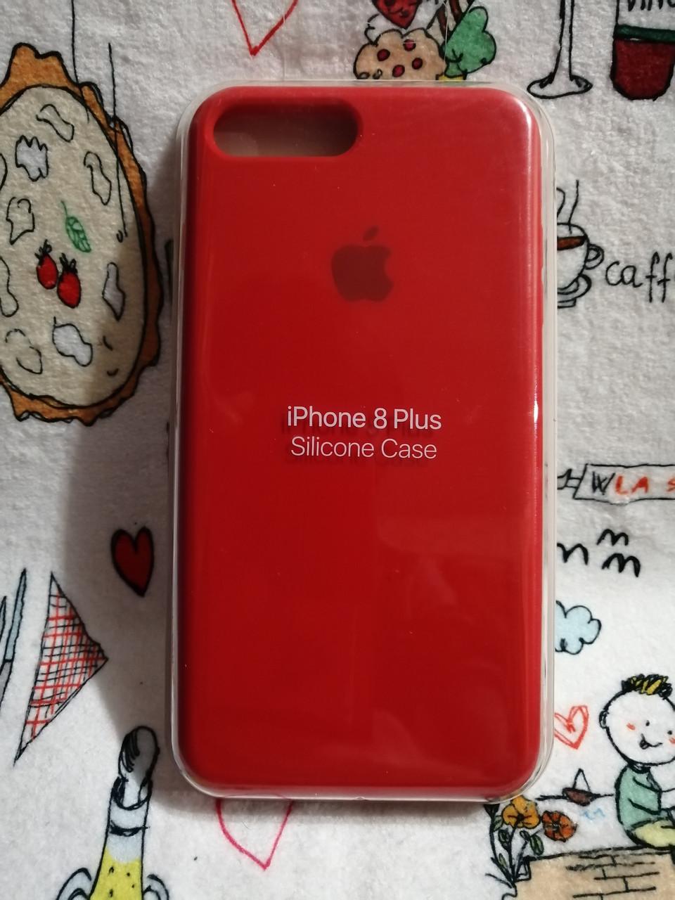 Силиконовый чехол для Айфон 7 Plus / 8 Plus  Silicon Case Iphone 7+ / 8+ в защищенном боксе - Color 13