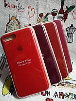 Силиконовый чехол для Айфон 7 Plus / 8 Plus  Silicon Case Iphone 7+ / 8+ в защищенном боксе - Color 14, фото 3