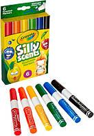 Набір фломастерів Crayola 6 ароматизовані змивні (58-8197)