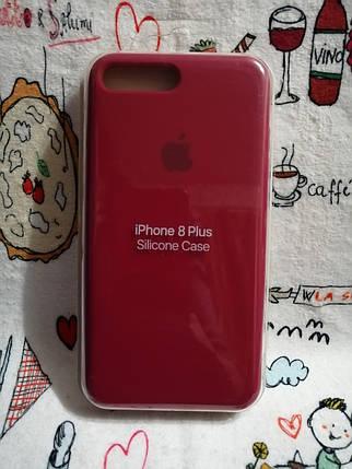 Силиконовый чехол для Айфон 7 Plus / 8 Plus  Silicon Case Iphone 7+ / 8+ в защищенном боксе - Color 15, фото 2
