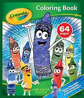 Розмальовка Crayola Команда воскових олівців (04-0404)