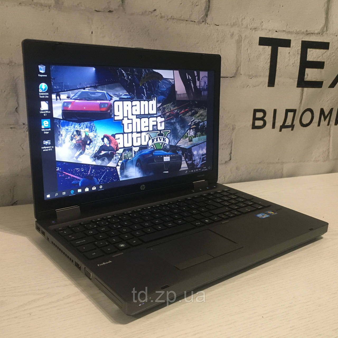 Ноутбук HP Probook 6560b 15,6''  Intel Core i3-2310m/ 4Gb  DDR3/ 500Gb HDD/ Intel HD Graphics 2000