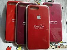Силиконовый чехол для Айфон 7 Plus / 8 Plus  Silicon Case Iphone 7+ / 8+ в защищенном боксе - Color 16, фото 2
