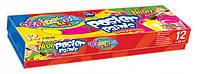 Фарби гуашеві Colorino Неон 12 кольорів 20 мл у картонній упаковці (19880PTR)