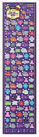 Скретч постер 1DEA.me 100 Справ Movies Edition рос (100M), фото 1