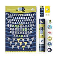Скретч постер 1DEA.me 100 BucketList LIFE edition ENG (100DEN), фото 1