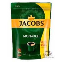 Кофе якобс растворимый Jacobs Monarch (КОКАМ) 250