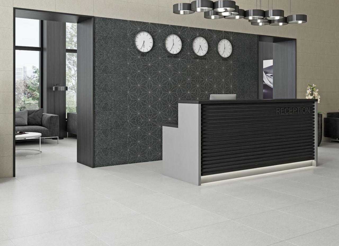 Плитка керамічна Малуш RK08N901 Чорний