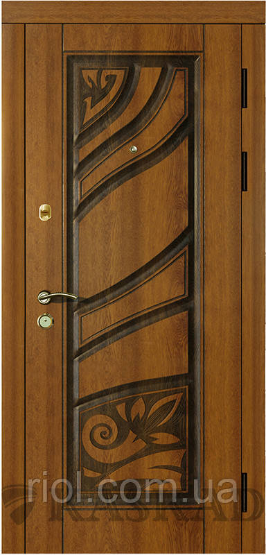 Дверь входная Фиона серии Элит 140 ТМ Каскад