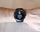 Смарт-годинник Garmin Fenix 5 Slate Gray with Black Band з чорним ремінцем, фото 8