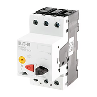 Автомат защиты двигателя PKZM01-1, Ir=0.63-1А Eaton (Moeller) 278479