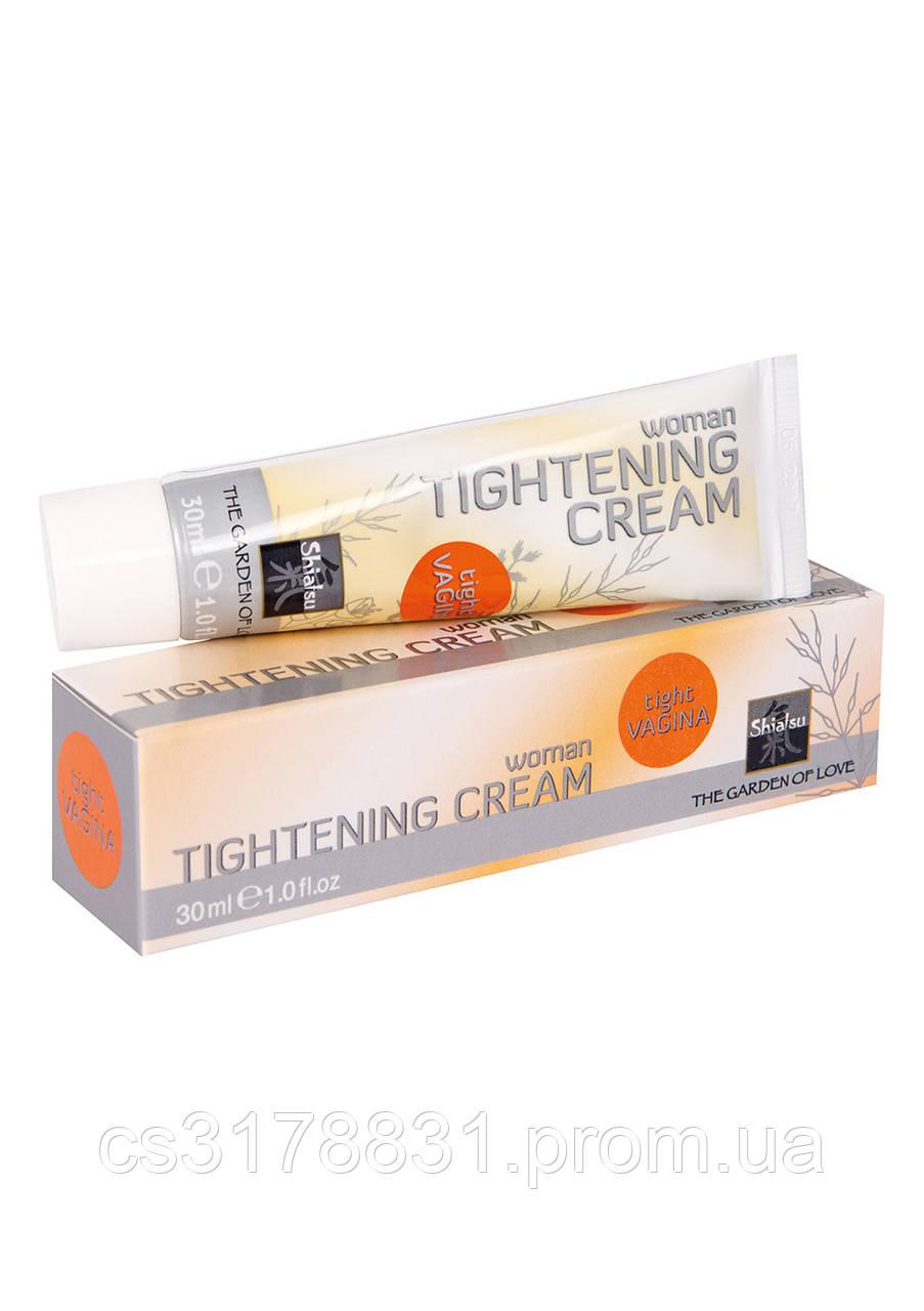 Крем вагинальный Shiatsu Tightening Cream 30 Ml