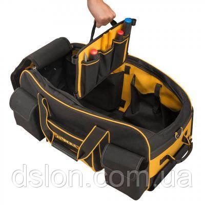Сумка для инструментов с колёсами DeWALT DWST1-79210, размер: 685x330x285 мм.