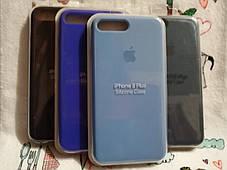Силиконовый чехол для Айфон 7 Plus / 8 Plus  Silicon Case Iphone 7+ / 8+ в защищенном боксе - Color 19, фото 2