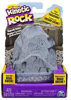 Кінетичний гравій Kinetic Sand Wacky tivities Rock 170 г Сірий (11302Gr)