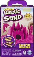Кінетичний пісок Kinetic Sand Neon Рожевий